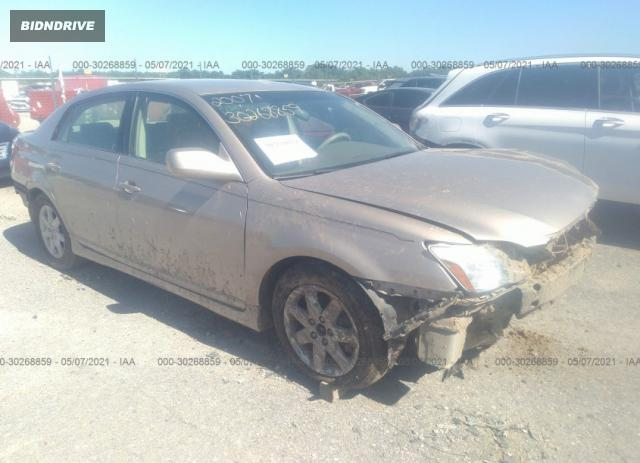 Lot #1714213048 2007 TOYOTA AVALON XL/TOURING/XLS/LIMITED salvage car