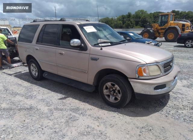 Lot #1715236668 1998 FORD EXPEDITION XLT salvage car