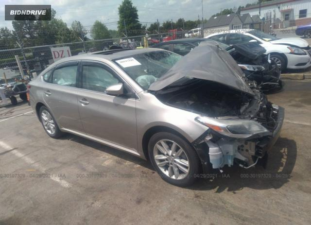 Lot #1715237322 2013 TOYOTA AVALON XLE/LIMITED salvage car