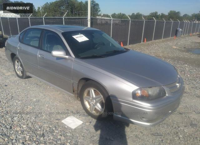 Lot #1716128700 2005 CHEVROLET IMPALA SS SUPERCHARGED salvage car