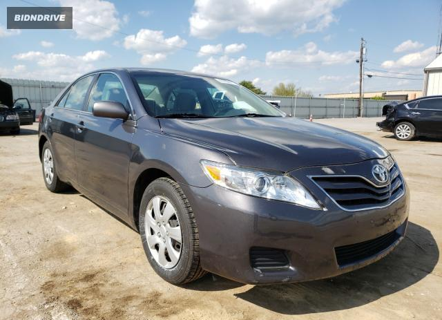 Lot #1716291358 2010 TOYOTA CAMRY salvage car