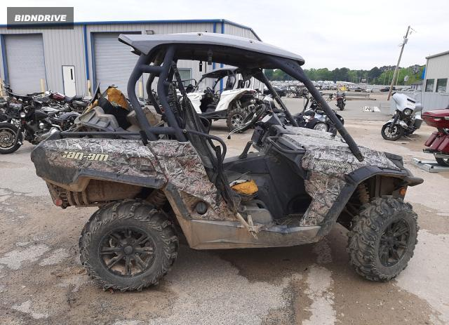 Lot #1716775685 2014 CAN-AM COMMANDER salvage car
