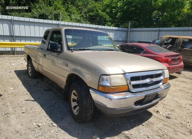 Lot #1718371020 2000 FORD RANGER SUP salvage car
