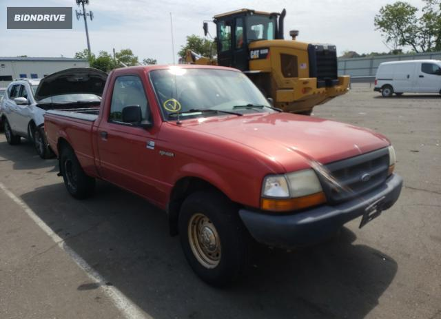 Lot #1719050500 2000 FORD RANGER salvage car