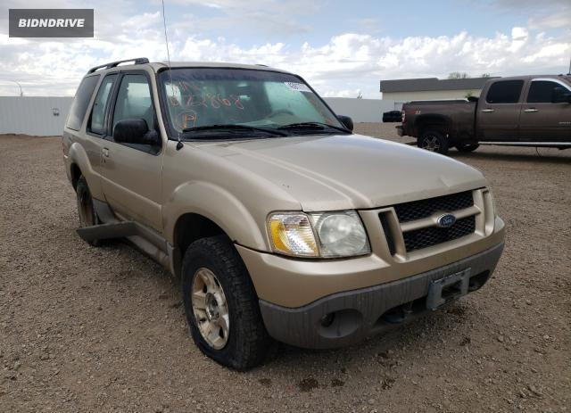 Lot #1720145378 2002 FORD EXPLORER S salvage car