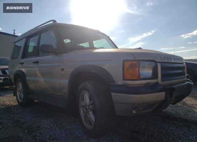 Lot #1721107092 2000 LAND ROVER DISCOVERY salvage car