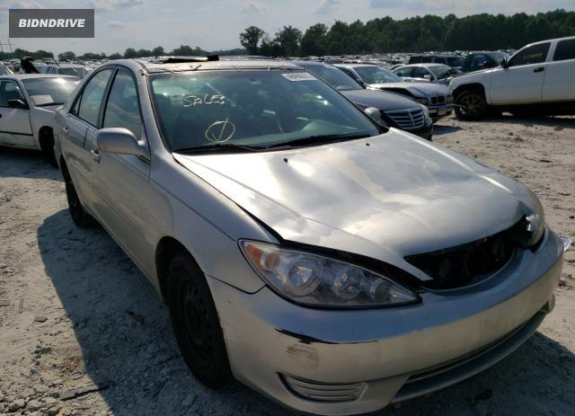 Lot #1722773620 2005 TOYOTA CAMRY LE salvage car