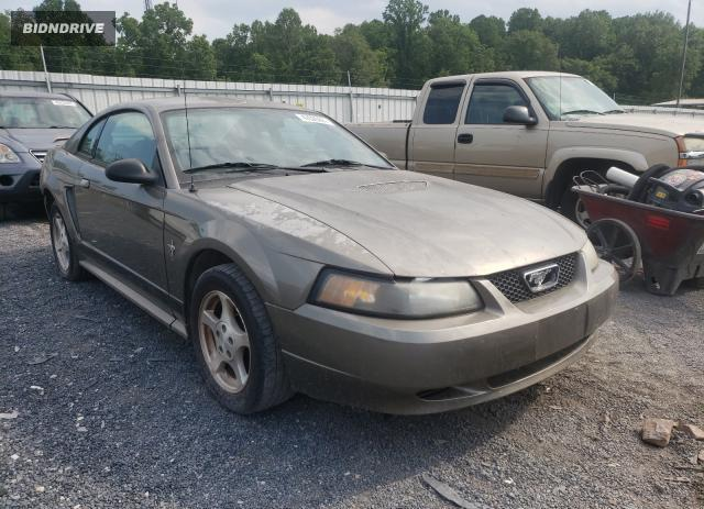Lot #1724215618 2002 FORD MUSTANG salvage car