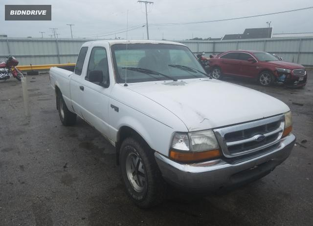 Lot #1724293820 1999 FORD RANGER SUP salvage car