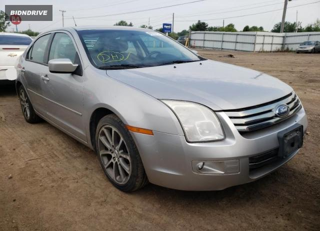 Lot #1726657288 2008 FORD FUSION salvage car