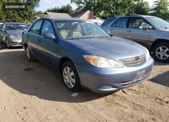 Lot #1726767740 2003 TOYOTA CAMRY LE salvage car