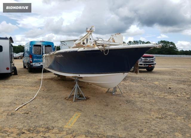 Lot #1727761735 2012 OTHER SEA HUNT salvage car