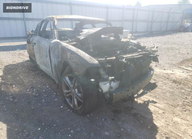 Lot #1727771898 2014 DODGE CHARGER SX salvage car