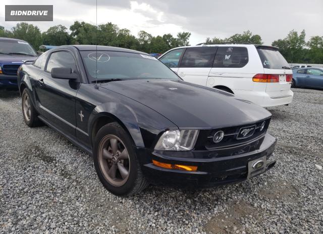 Lot #1727782148 2006 FORD MUSTANG salvage car