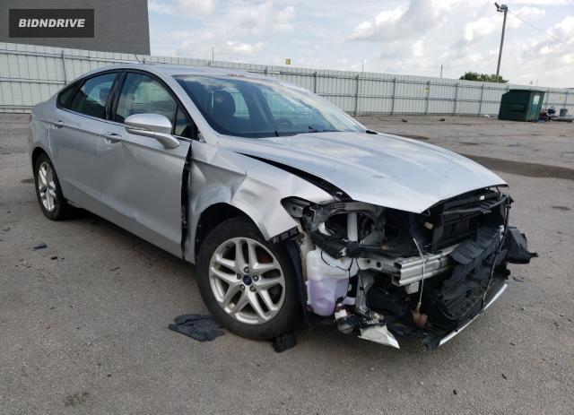 Lot #1729298488 2013 FORD FUSION SE salvage car