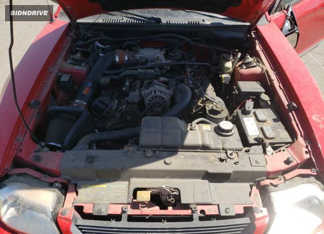 Lot #1729871470 2002 FORD MUSTANG GT salvage car