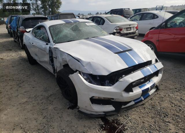 Lot #1731290355 2017 FORD MUSTANG SH salvage car