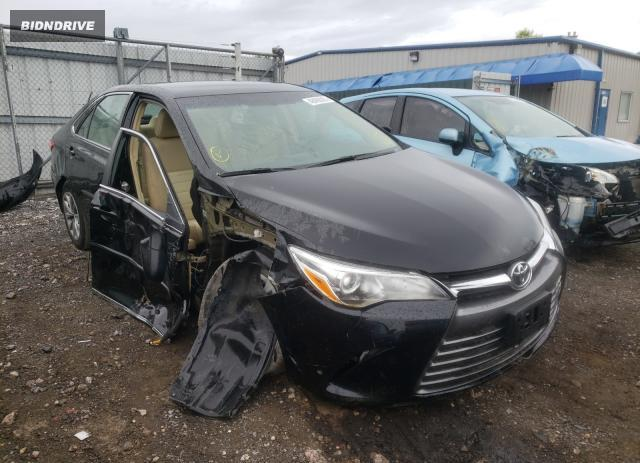 Lot #1731310300 2017 TOYOTA CAMRY LE salvage car