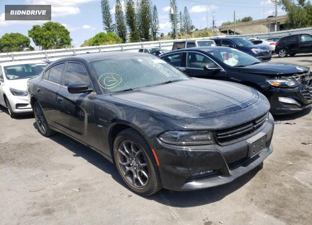 Lot #1732950460 2018 DODGE CHARGER GT salvage car