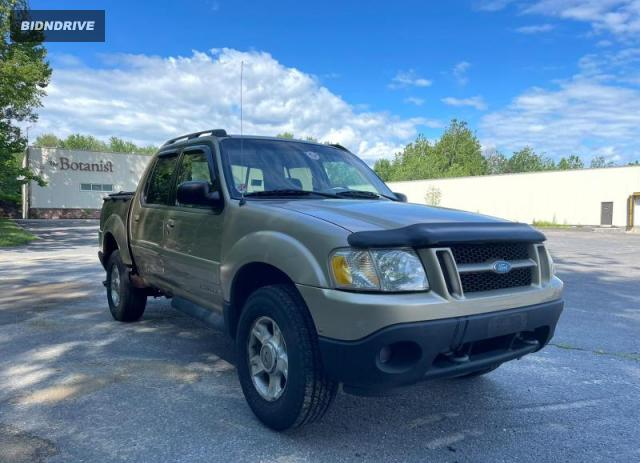 Lot #1733046025 2002 FORD EXPLORER S salvage car