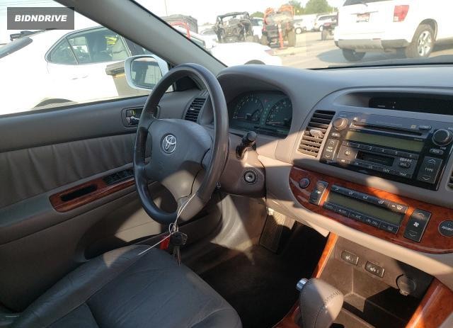 Lot #1733066102 2002 TOYOTA CAMRY LE salvage car