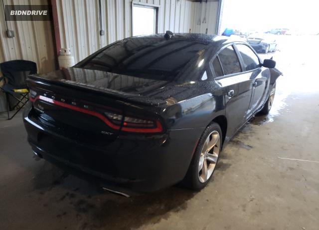 Lot #1733070702 2015 DODGE CHARGER SX salvage car