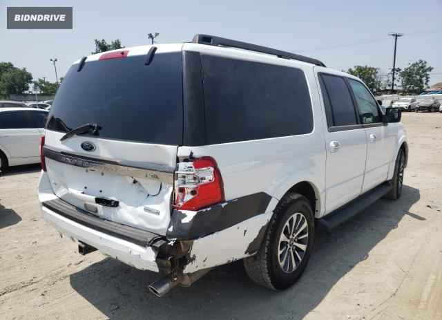 Lot #1733631945 2016 FORD EXPEDITION salvage car