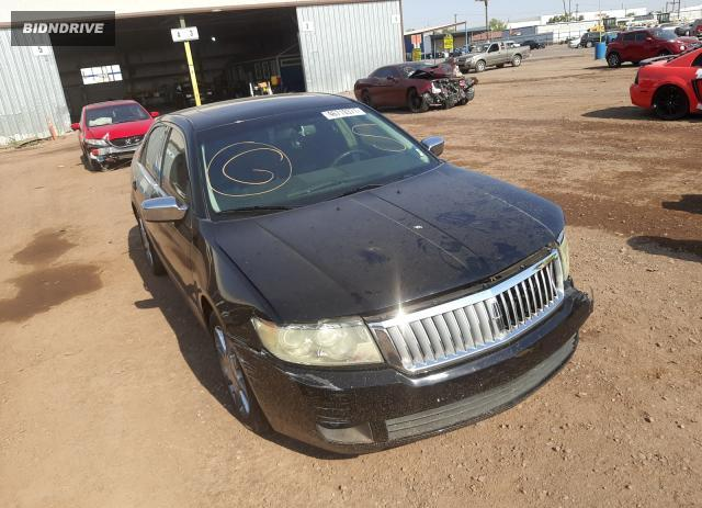 Lot #1733651695 2006 LINCOLN ZEPHYR salvage car
