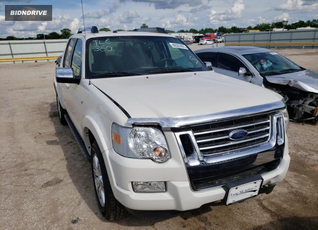 Lot #1733661692 2008 FORD EXPLORER S salvage car