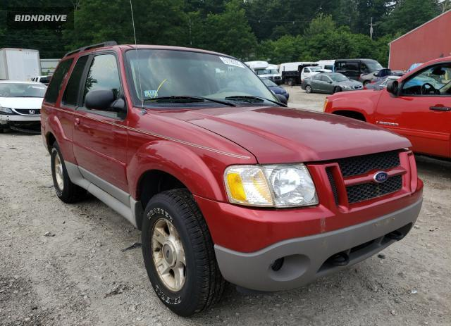 Lot #1734045488 2003 FORD EXPLORER S salvage car