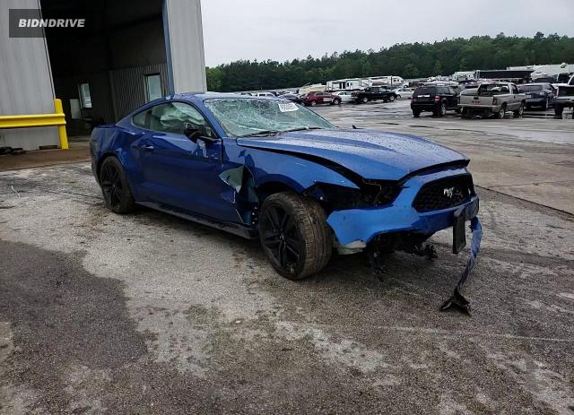 Lot #1734112602 2017 FORD MUSTANG salvage car