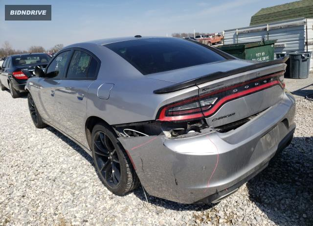 Lot #1734157800 2018 DODGE CHARGER SX salvage car