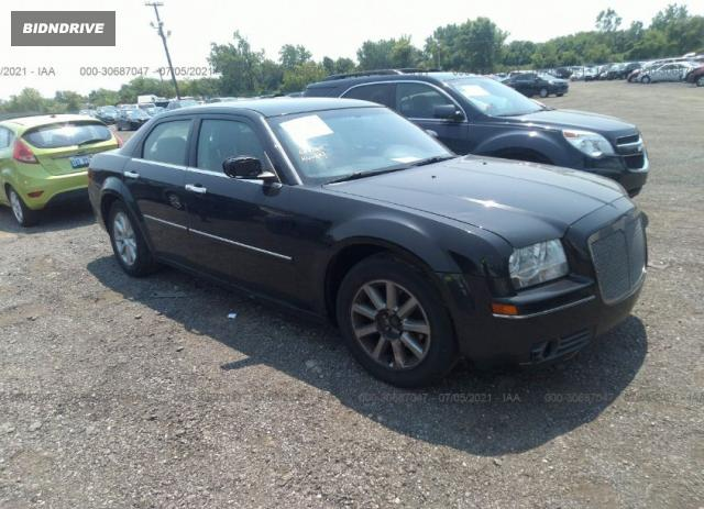 Lot #1738809992 2007 CHRYSLER 300 LIMITED salvage car