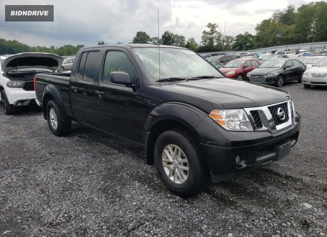 Lot #1749759985 2017 NISSAN FRONTIER S salvage car