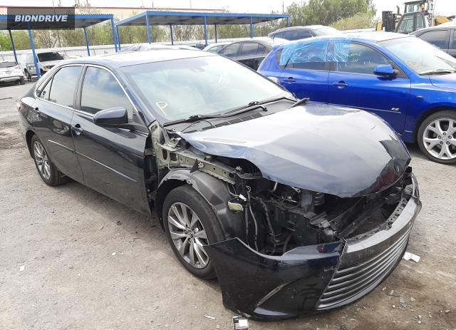 Lot #1756056518 2016 TOYOTA CAMRY LE salvage car