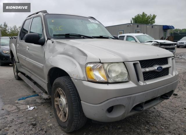 Lot #1760702952 2003 FORD EXPLORER S salvage car