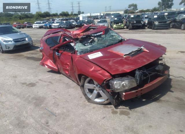 Lot #1761931770 2006 DODGE CHARGER R/T salvage car