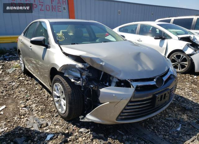 Lot #1762545188 2016 TOYOTA CAMRY LE salvage car