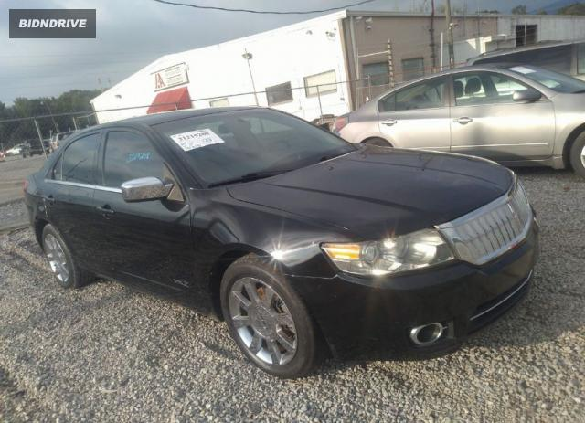 Lot #1762825862 2008 LINCOLN MKZ salvage car
