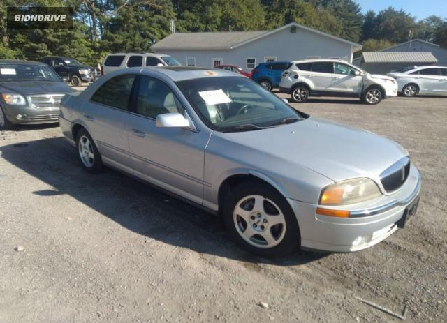 Lot #1762826222 2000 LINCOLN LS salvage car