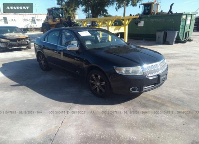 Lot #1762826742 2008 LINCOLN MKZ salvage car
