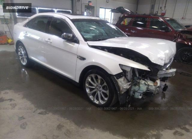 Lot #1762827950 2016 FORD TAURUS LIMITED salvage car