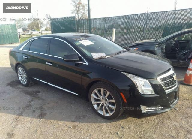 Lot #1762828450 2016 CADILLAC XTS LUXURY COLLECTION salvage car