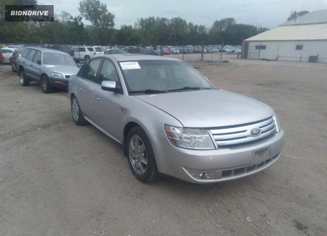Lot #1762828555 2008 FORD TAURUS LIMITED salvage car
