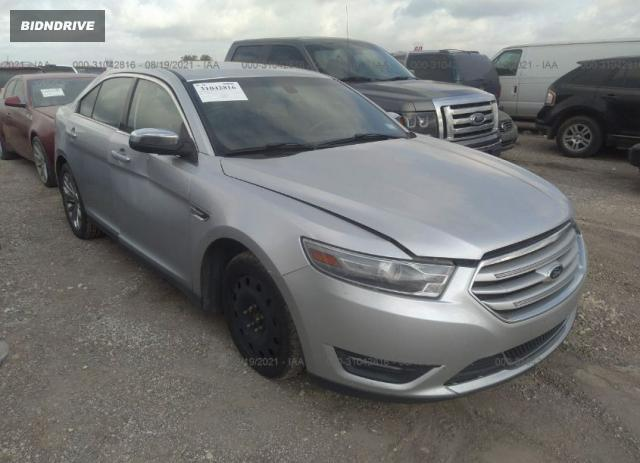 Lot #1762829098 2013 FORD TAURUS LIMITED salvage car