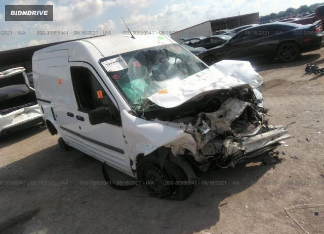 Lot #1762834388 2010 FORD TRANSIT CONNECT XLT salvage car