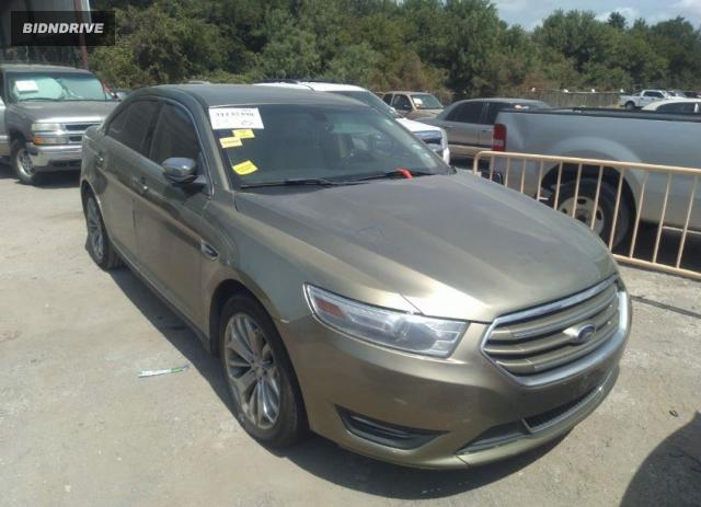 Lot #1763263685 2013 FORD TAURUS LIMITED salvage car