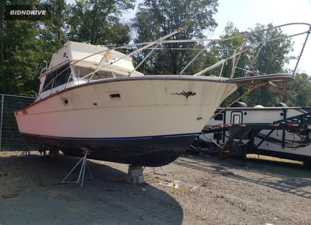 Lot #1767294295 1973 OTHER VIKING33FT salvage car