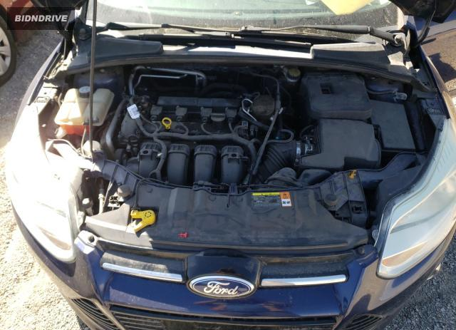Lot #1767379580 2012 FORD FOCUS SEL salvage car