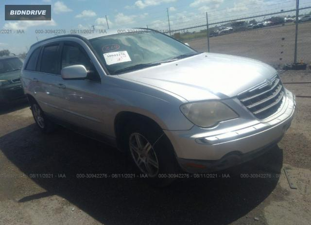 Lot #1773467372 2007 CHRYSLER PACIFICA TOURING salvage car